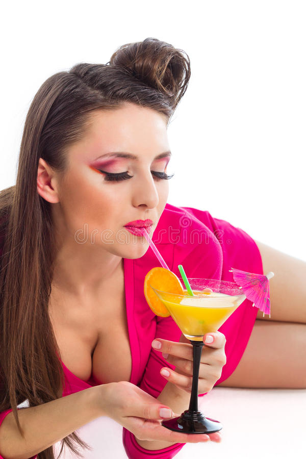 Sexy cocktail