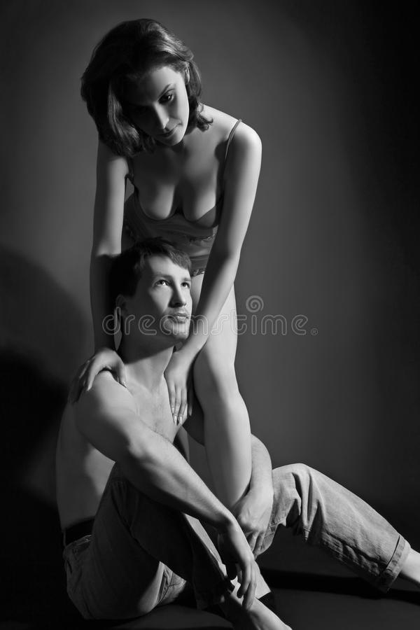 Download Couple dark stock photo. Image of sense, hugging, adults - 17177258