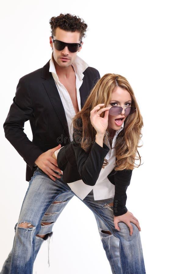 Download Couple flirting stock photo. Image of italian, bright - 16831858