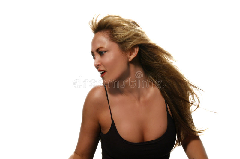 Download Dancer stock photo. Image of over, female, blond, person - 149846