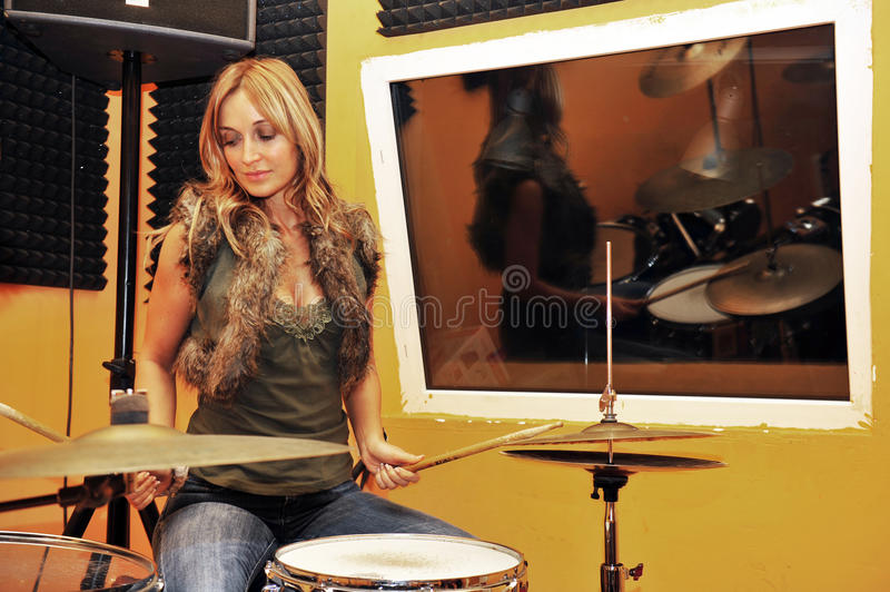 Download Drummer stock photo. Image of modern, acoustic, drummer - 11415630