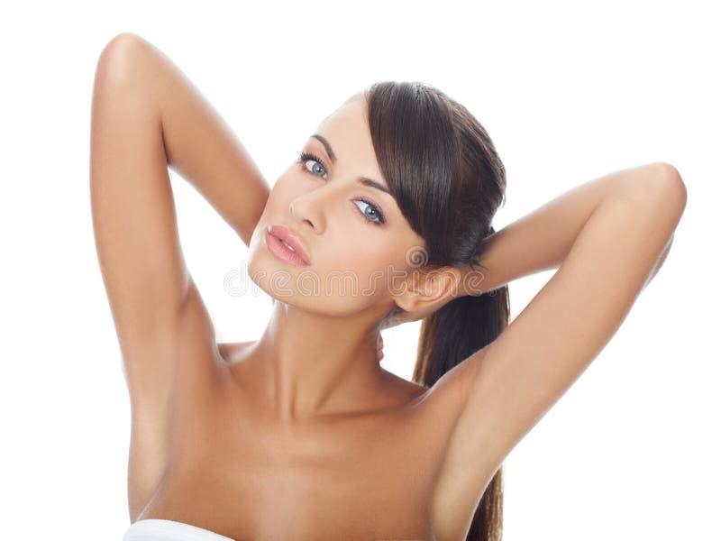 'sexy' e beleza imagem de stock royalty free