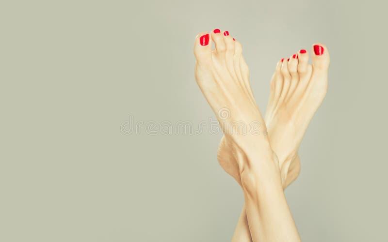 Sexy Füße stockbilder
