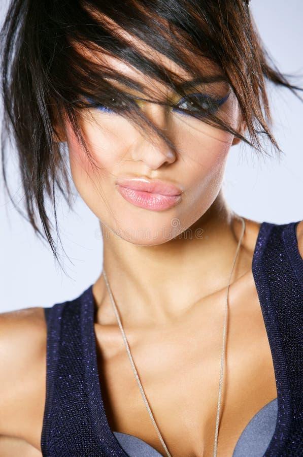 Download Face stock image. Image of lipstick, close, caucasian - 13352129