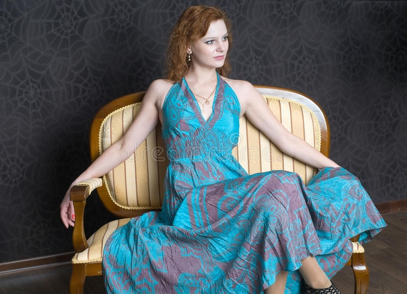 Download Fashion girl stock image. Image of expressions, elegant - 22234367