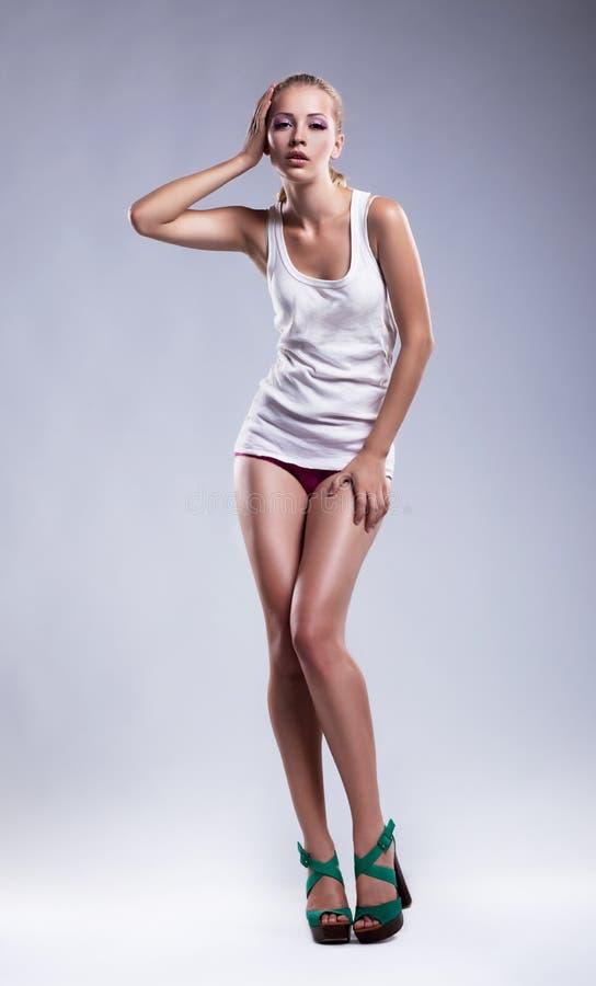 Download Female Body  - Studio Shot, Series Of Photos Stock Image - Image: 26385723