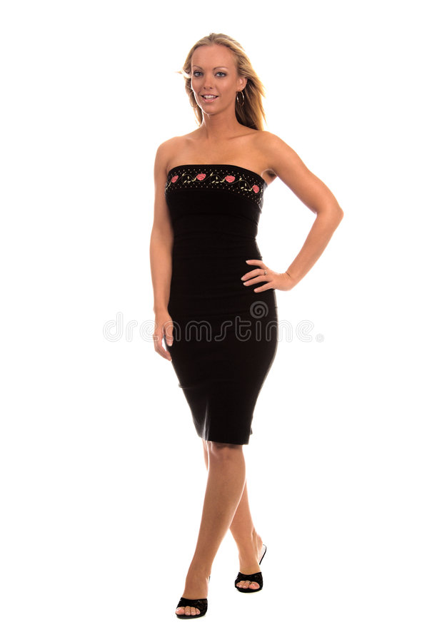 Formal Woman royalty free stock photo
