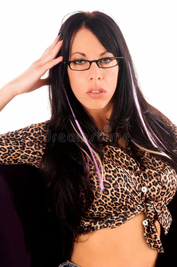 Glamour Model royalty free stock images
