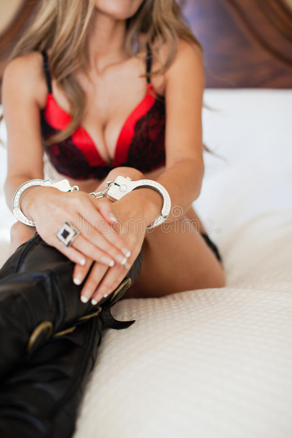 image Nude bondage gagged in white socks