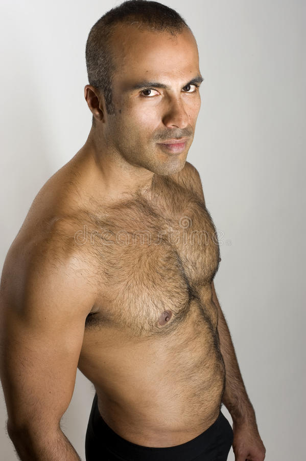 Download Hispanic Male stock photo. Image of isolated, abdomen - 14687874