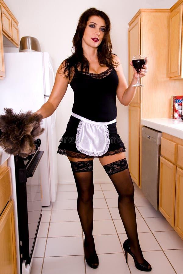 House Wife Stock Photo Image Of Feminine, Inside -7759