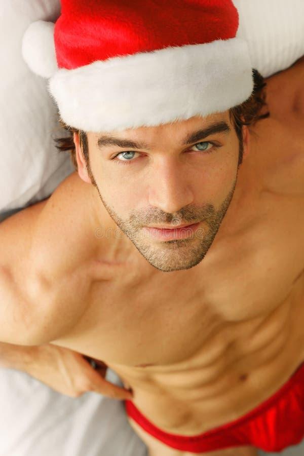 Sexy Kerstman