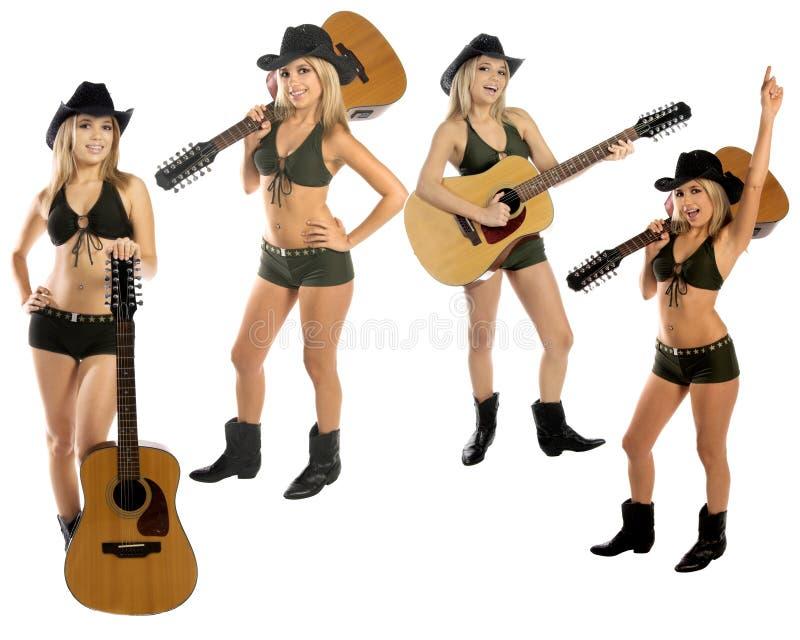 sexy kowbojka obrazy stock