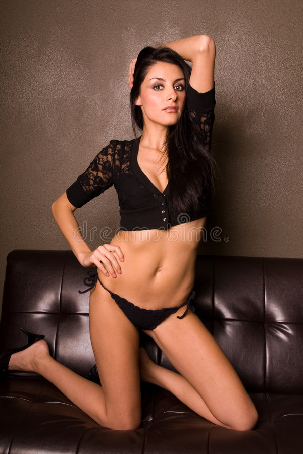 sexy latina fotografia stock