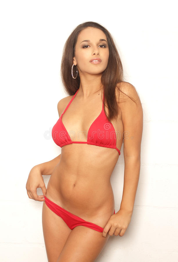 I'd love Hot latina bikini models favorite