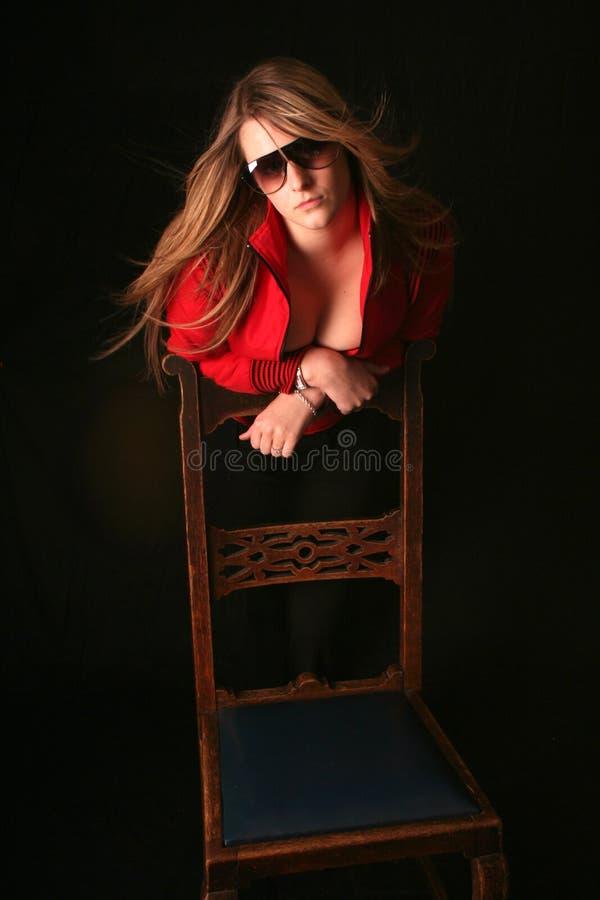 Sexy Laura royalty-vrije stock afbeeldingen