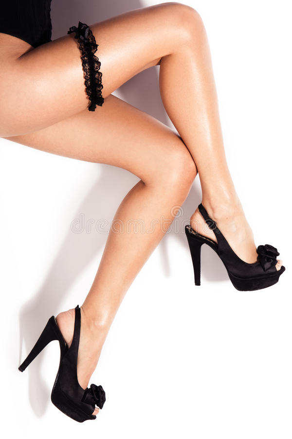 Download Legs stock image. Image of tanned, heel, high, woman - 25410181