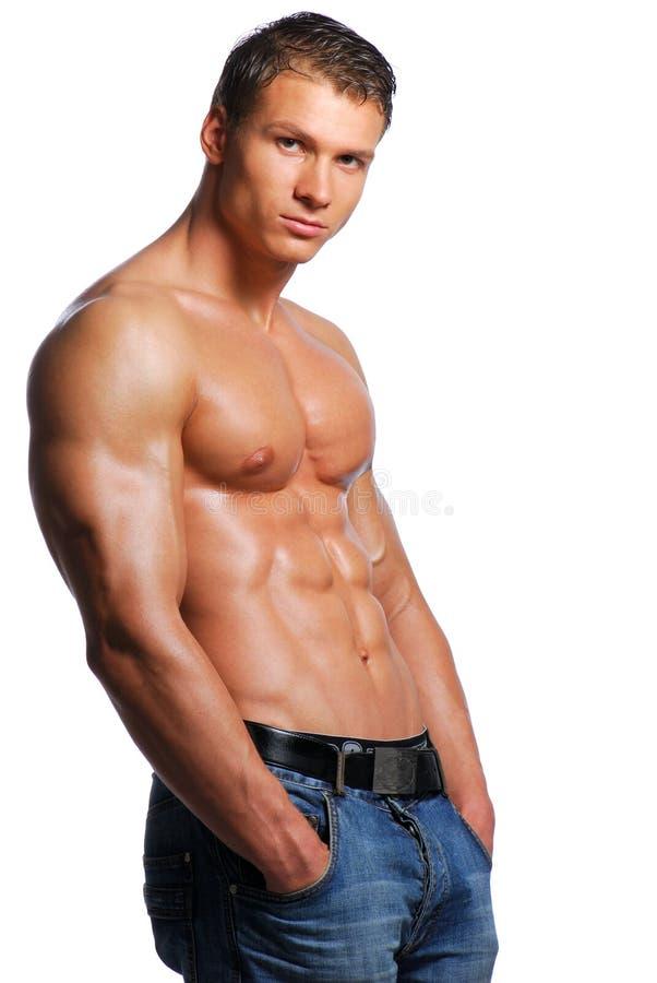 Sexy lichaam stock fotografie