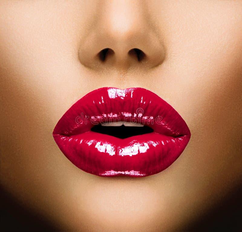 Sexy Lippen