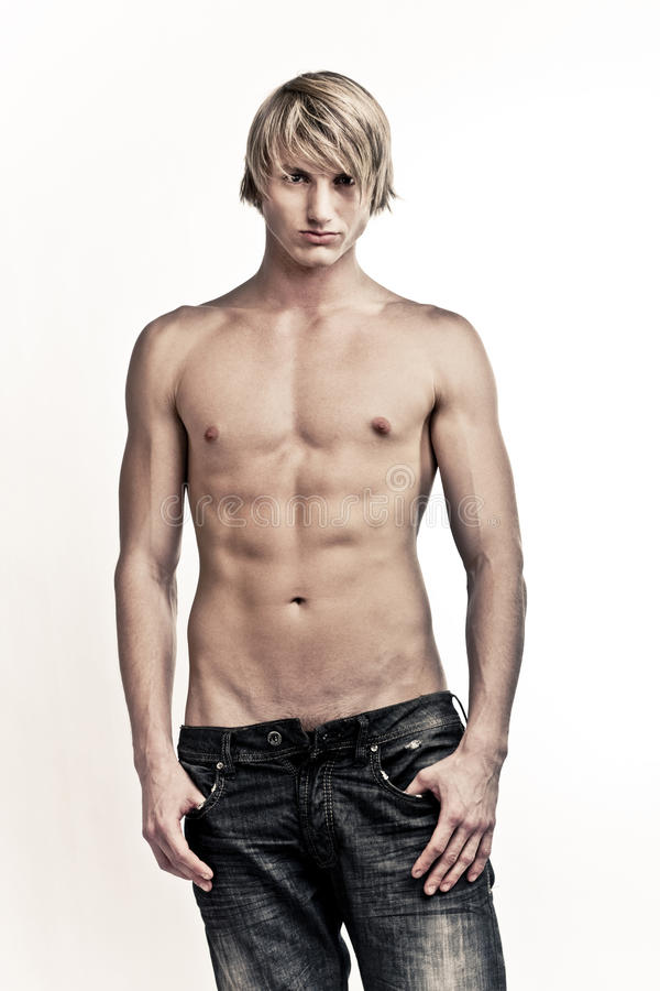Download Male Model Royalty Free Stock Photos - Image: 18747248