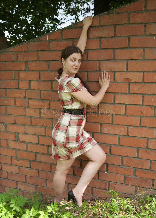 Sexy meisje stock foto's