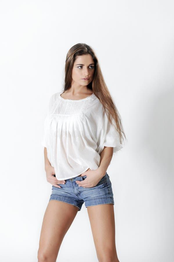 Sexy Meisje! royalty-vrije stock foto