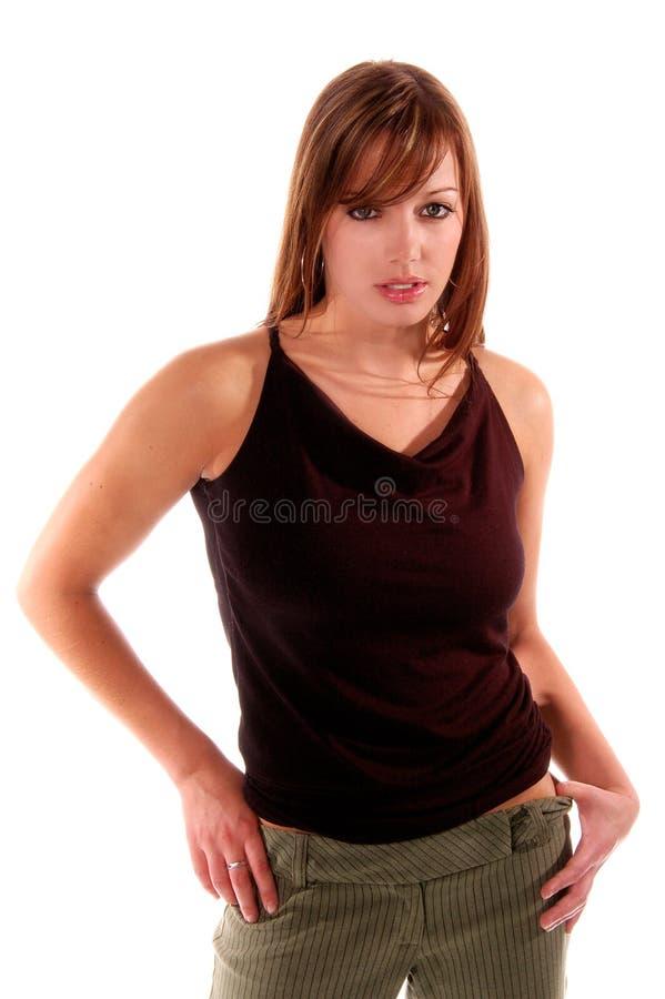 Sexy Meisje 22 stock foto