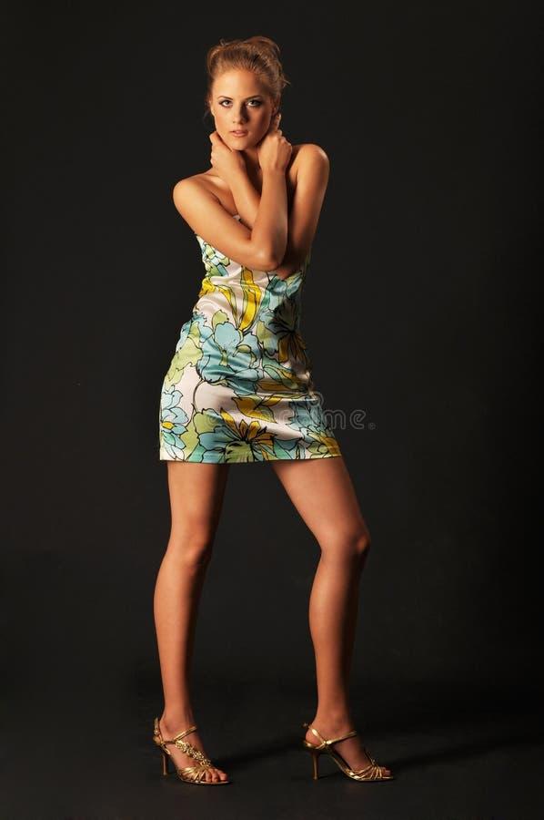 Sexy meisje stock foto
