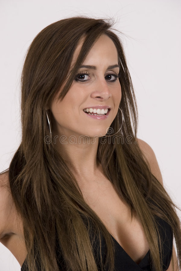 Sexy Model Brazillian stock foto