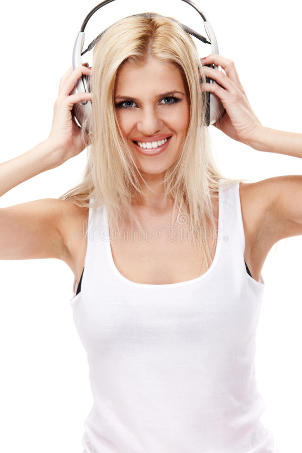 Download Music stock image. Image of hair, audio, hand, music - 14746311