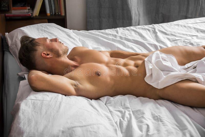 Sexy Nackter Mann