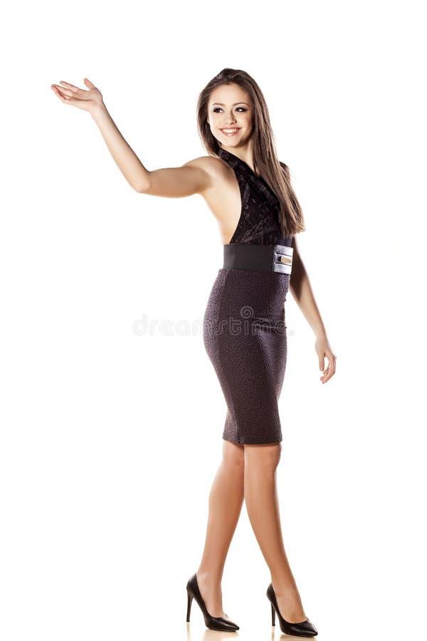 'sexy' nela vestido fotos de stock royalty free