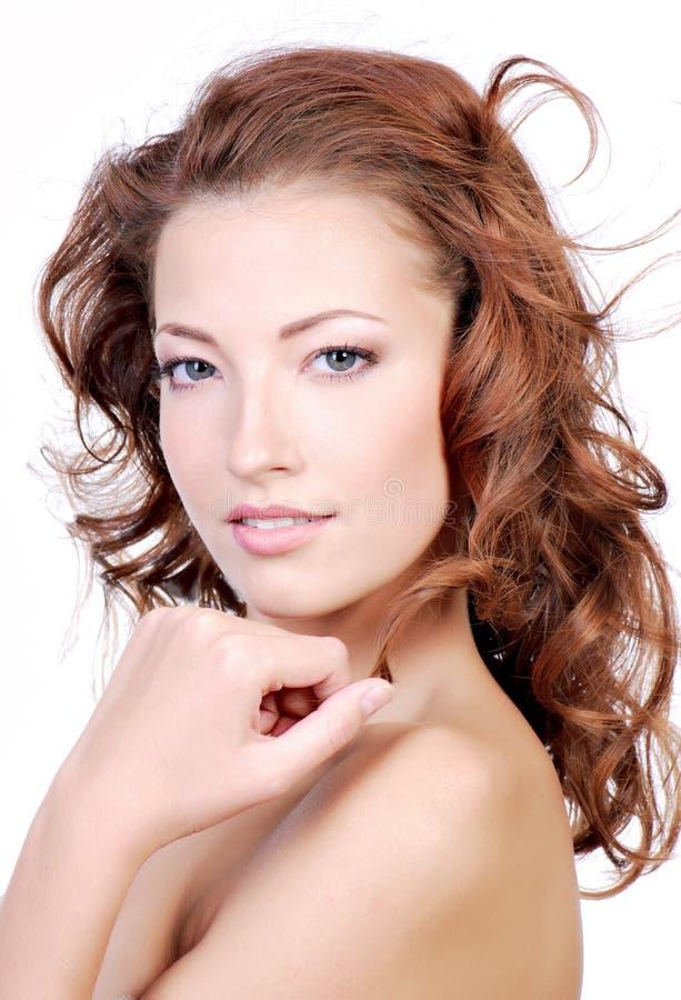 Sexy ogen royalty-vrije stock fotografie