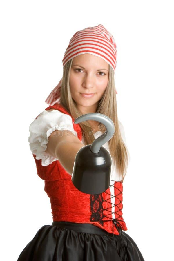 Pirate Woman royalty free stock photos