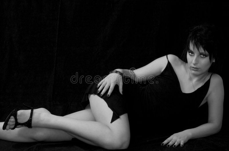 Download Recline stock image. Image of adult, beauty, attractive - 1853455