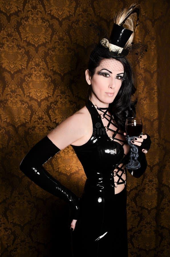 Download Retro Cabaret stock image. Image of club, caucasian, costume - 27154679
