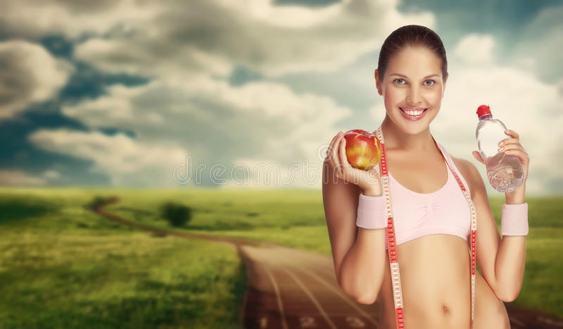 Download Runner. stock image. Image of life, competition, runner - 16225845