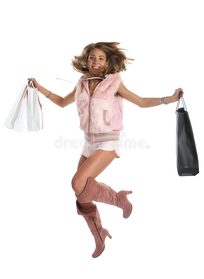 Download Shopping stock image. Image of customer, active, female - 1415265