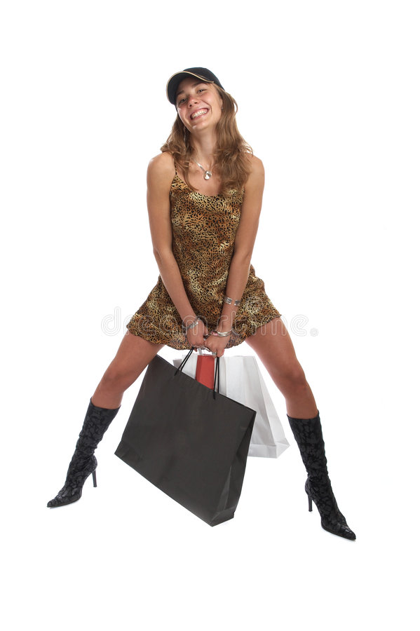 Download Shopping stock photo. Image of active, person, lady, busy - 1415322