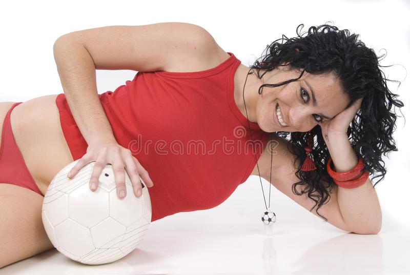 Download Soccer Or Football Player, Coach Or Referee Stock Photo - Image: 8289164