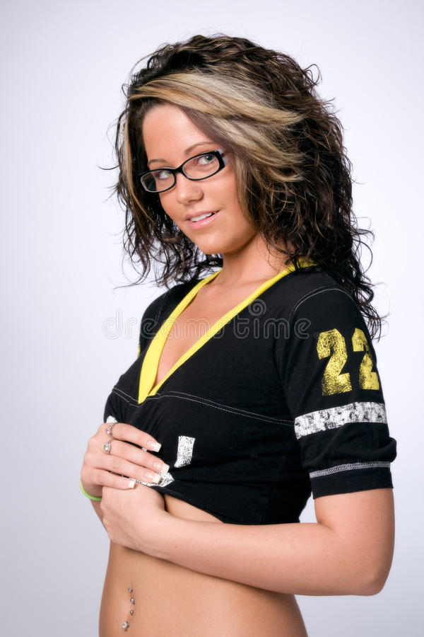 Sexy Sports Girl