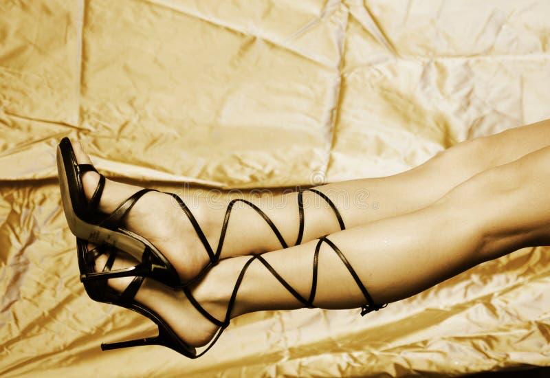 Stilettos Royalty Free Stock Photography
