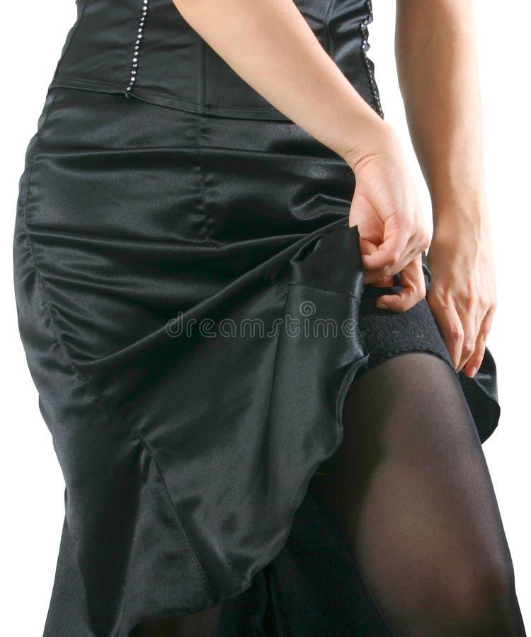 Download Stocking stock image. Image of isolated, beautiful, girl - 1379679