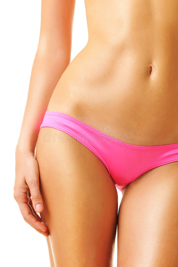 Download Tan Woman In Bikini Close-up Stock Image - Image: 25512777