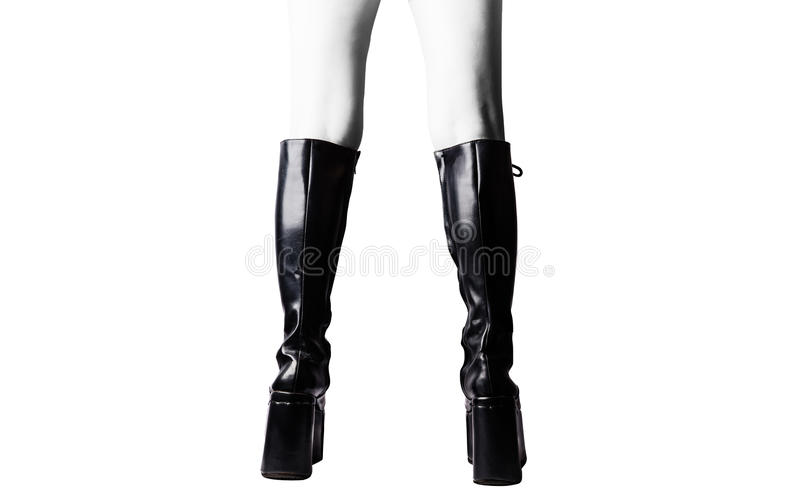 Download Thigh-high Lace-up Stock Photo - Image: 83724504