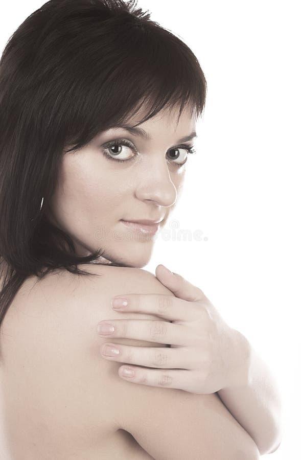 Download Sexy vrouw in bikini stock afbeelding. Afbeelding bestaande uit manier - 10784439