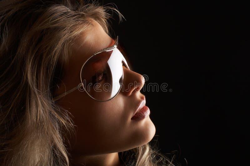 Download Woman stock image. Image of makeup, glamor, mood, girl - 1580665
