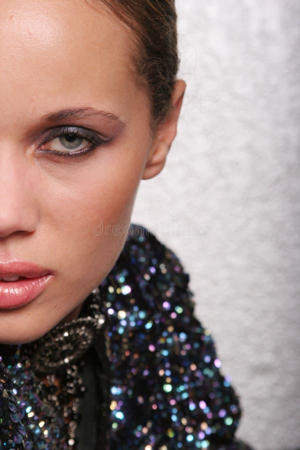 Download Woman stock photo. Image of erotic, model, female, eyes - 1686442