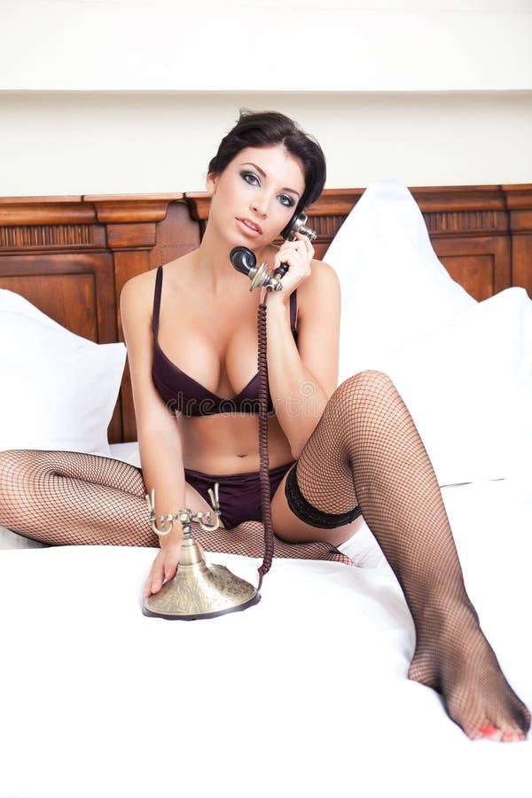 sexy phone sex brunette