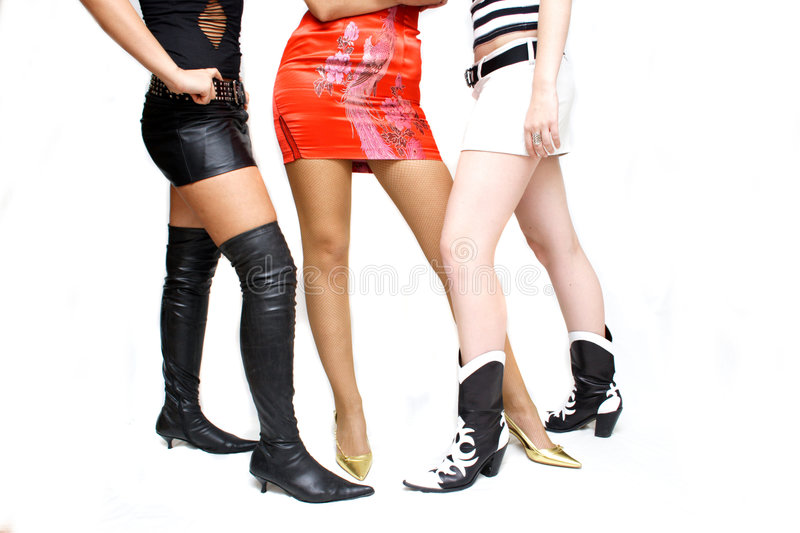 women legs royalty free stock photography